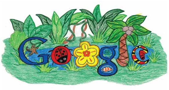 Makenzie Melton's Winning Google Doodle