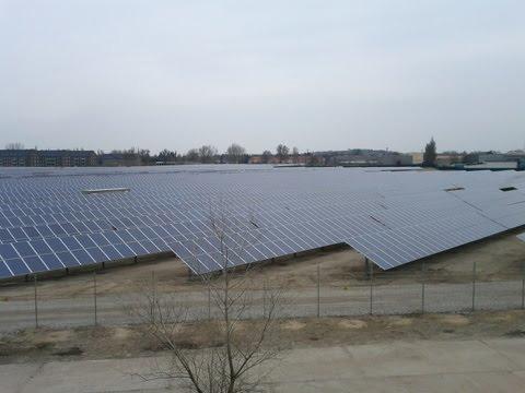 Google Invests $5 Million In German Solar Plant