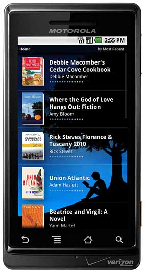 Kindle For Android App Out This Summer