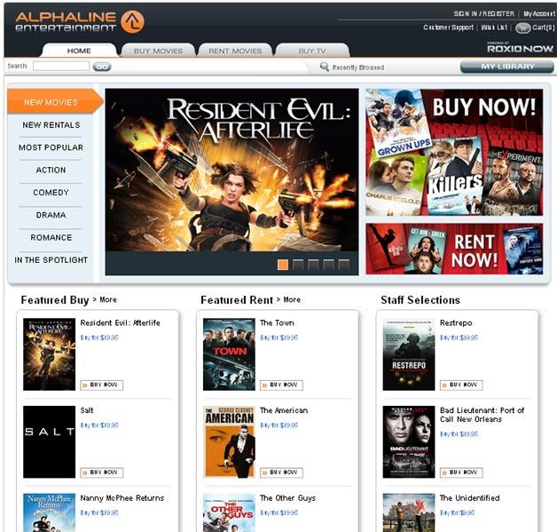 Alphaline Entertainment launches