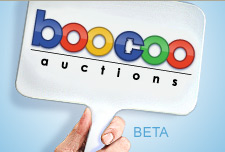 Boocoo - a new auction site from newspapers