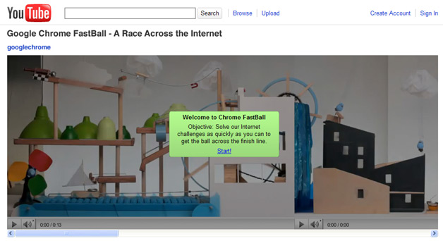 Google launches Chrome Fastball