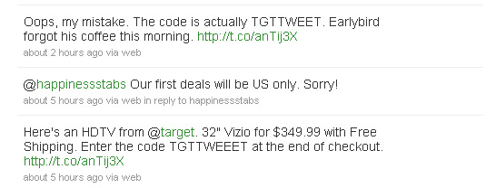 Twitter @earlybird Account Teaches Us a Lesson in Tweet Proofreading