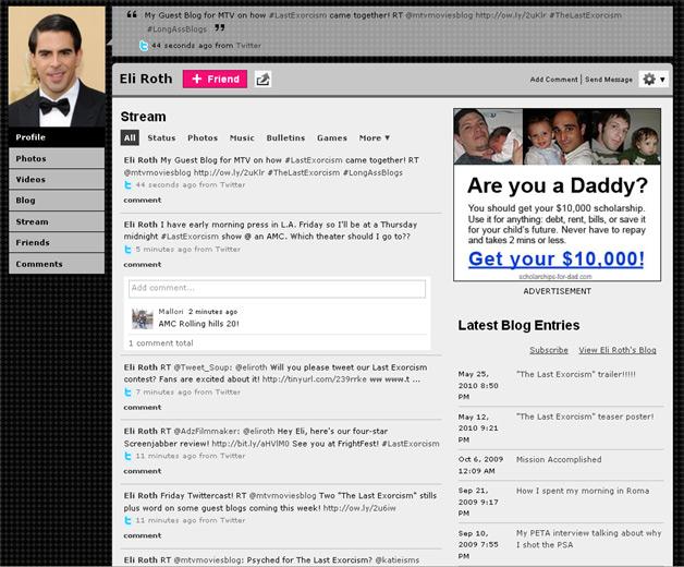 MySpace Cleans Up its Profiles