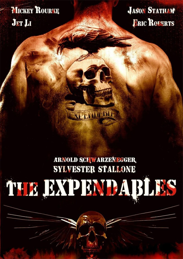 The Expendables from Nu Image and Millennium Films