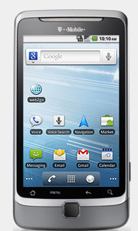 G2 - The New Google Phone from T-Mobile and HTC
