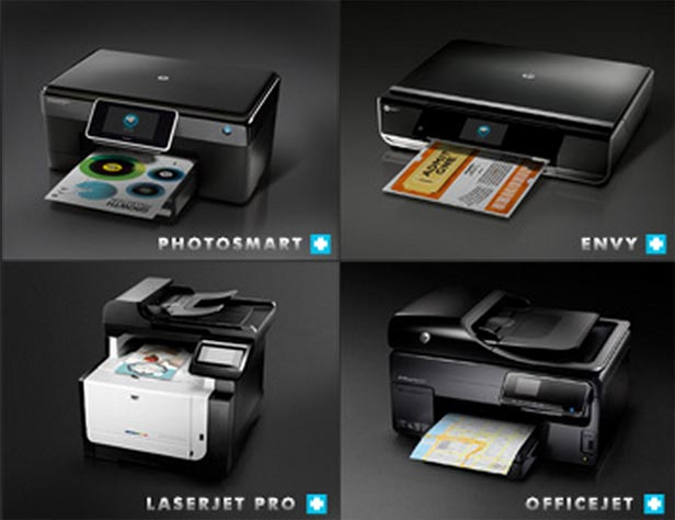 HP Google Cloud Print-ready printers