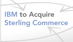 IBM to Acquire Sterling Commerce from AT&T