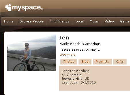 MySpace Names New Chief Privacy Officer