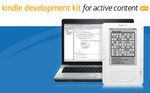 Kindle Development Kit