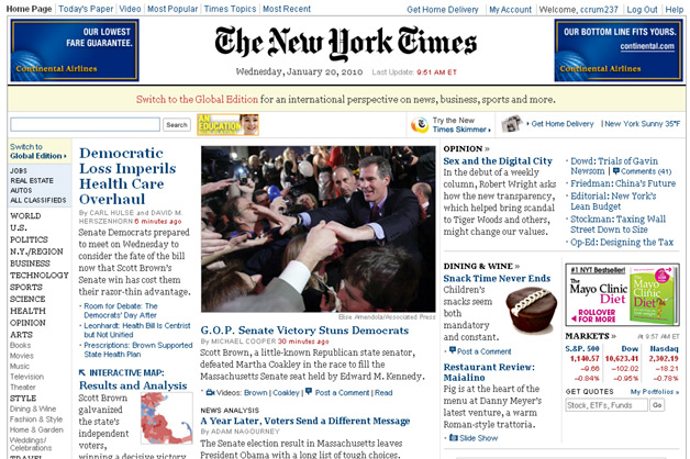 Is the New York Times Jumping the Gun on Paid Content?