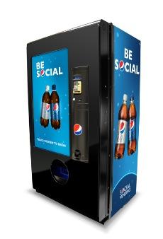 Pepsi Goes Social