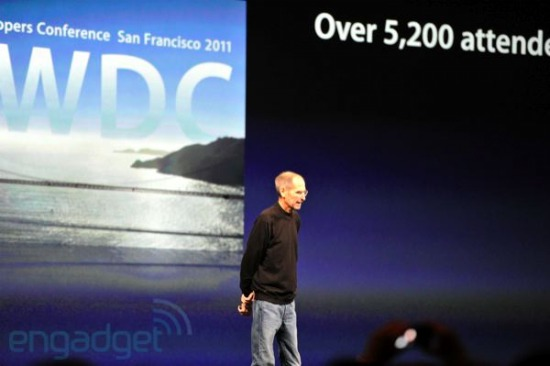 Steve Jobs' Health On Display At WWDC