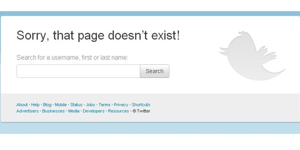 Twitter Account for James Franco Doesn't Exist