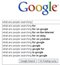 Google Shows How People Have Been Searching
