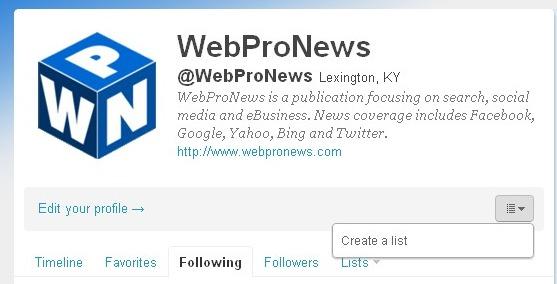 WebProNews on Twitter