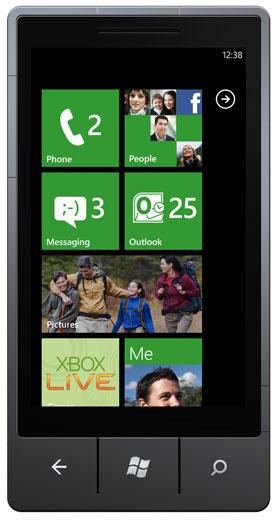 Xbox Comes to Windows Phone 7