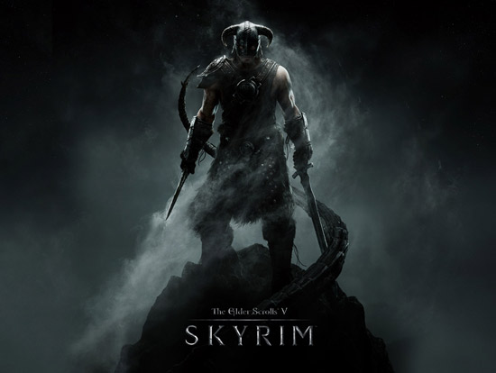 Skyrim: Most Played Video Game In 2011 By Individual Gamers