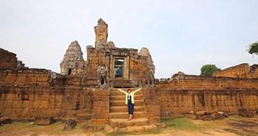 吳哥窟東美蓬寺景點推薦|柬埔寨景點East Mebon 湖中神廟,吳哥窟世界文化遺產