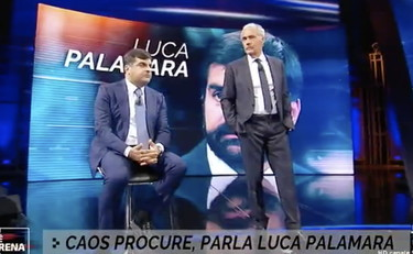 Palamara, the CSM comes down from Giletti. And the sack on Salvini and the migrants is empty