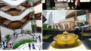上海|上海博物館。珍藏歷史藝術文物 青铜器/瓷器
