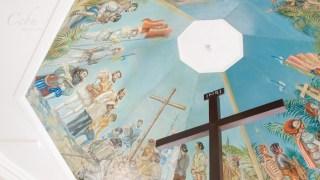 菲律賓宿霧|市區觀光:麥哲倫十字架/聖嬰大教堂/超刺激空中看夜景/自助buffet美食