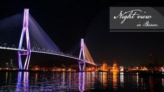 韓國釜山|釜山在地人推薦5個看夜景地點:一次看完廣安大橋、釜山大橋、影島大橋