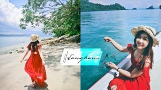 蘭卡威|跳島一日遊:濕米島看猴子、獅子島看老鷹、孕婦島山中湖游泳
