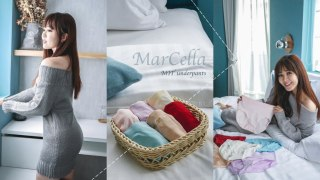 MIT台灣製MarCella瑪榭無縫抗菌內褲。親膚包臀好穿不勒肉的小褲推薦