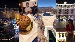 #每天一件開心事 0429-0505 拉斯維加斯大開眼界、百萬夜景飯店、太陽馬戲團、高登漢堡、地獄廚房、最高級夜店