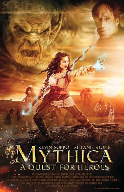 Kahramanların Yolu - Mythica: A Quest for Heroes 2014 ( BRRip XviD ) Türkçe Dublaj - Tek Link