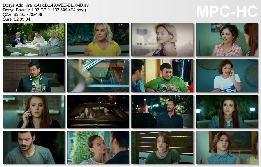 Kiralık Aşk 49.Bölüm WEB-DL XviD - Tek Link