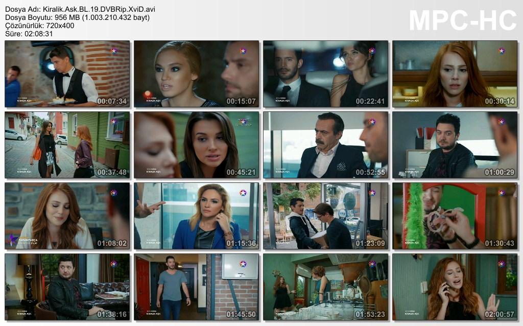Kiralık Aşk 19.Bölüm DVBRip XviD - Tek Link