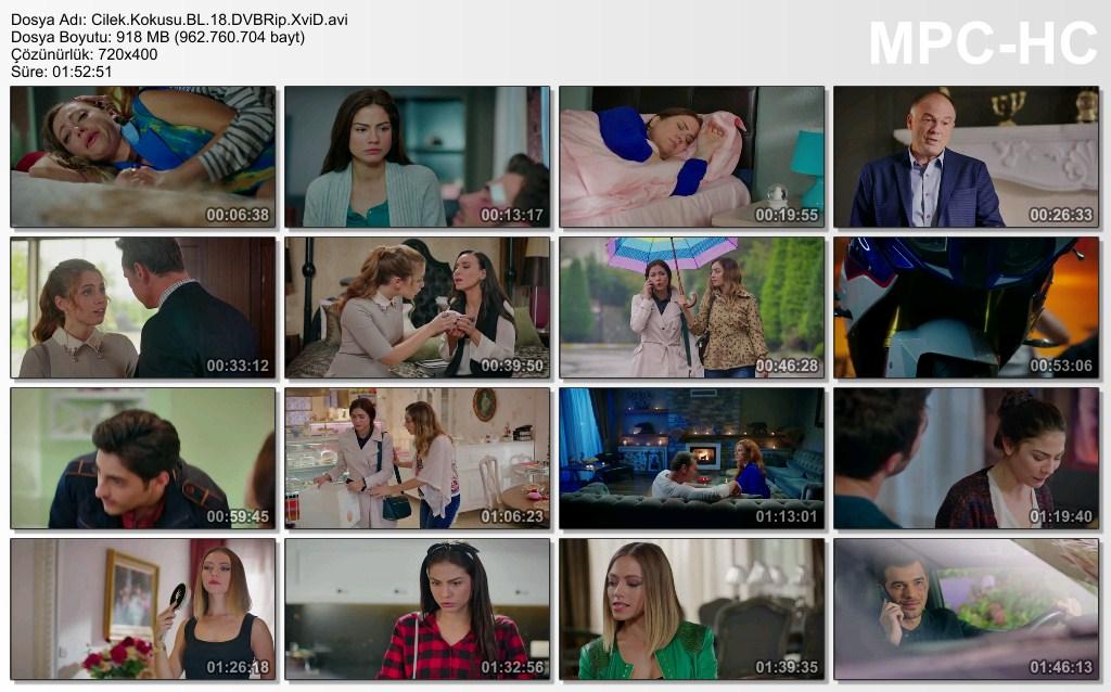 Çilek Kokusu 18.Bölüm DVBRip XviD - Tek Link