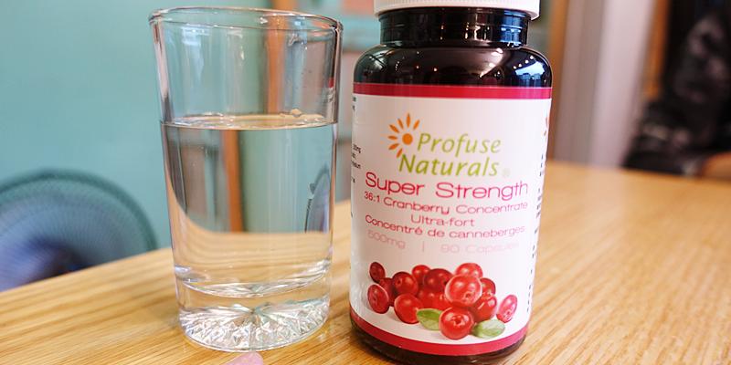 保養 提供私密處最好的呵護保養,加拿大優沛康36倍蔓越莓500mg濃縮膠囊