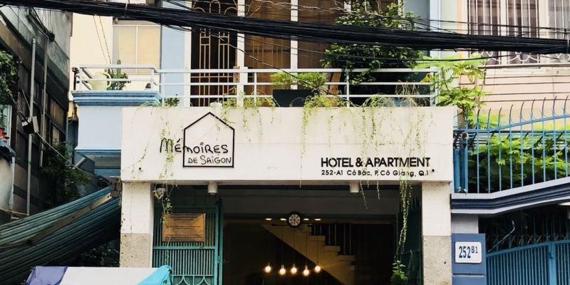 越南胡志明市便宜住宿推薦—Mémoires de Saigon西貢回憶酒店,文青氛圍超萌店犬位置絕佳平價住宿