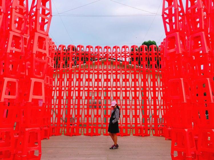 【屏東景點】屏東地景藝術節,詳細影音介紹,眷村X巷弄X藝術,創作尋訪過去與未來