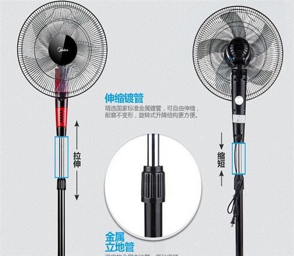 電風扇不轉的原因 分享電風扇不轉的維修方法 - 愛我窩