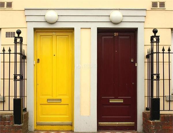 大門的顏色哪種好 門顏色風水禁忌 - 愛我窩