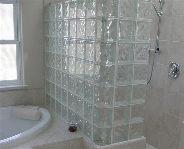 什麼是玻璃磚牆 玻璃磚牆施工工藝 - 愛我窩