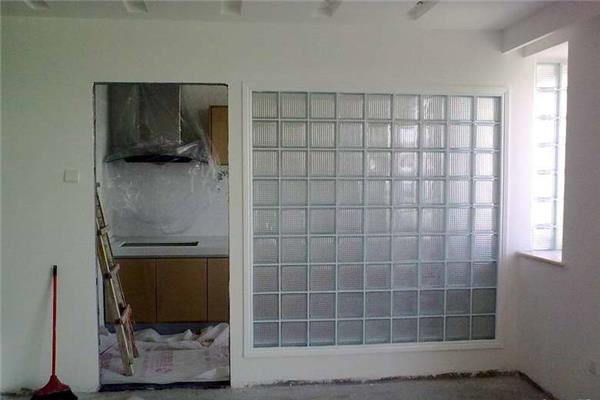 玻璃磚牆怎麼樣 玻璃磚牆規格尺寸 - 愛我窩