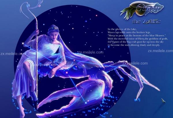 巨蟹座今日運勢之愛情何時來臨 - 愛我窩