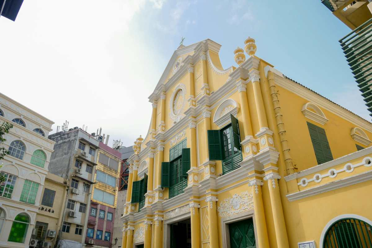 玫瑰聖母堂,San Domingo's Church