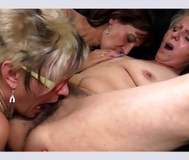 Vintage Mature Lesbian Cougar Seducing Grinding Scissoring Porn Videos