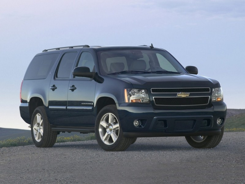 US   GM to debut full size Chevrolet and GMC SUVs at Texas State Fair Chevrolet Suburban