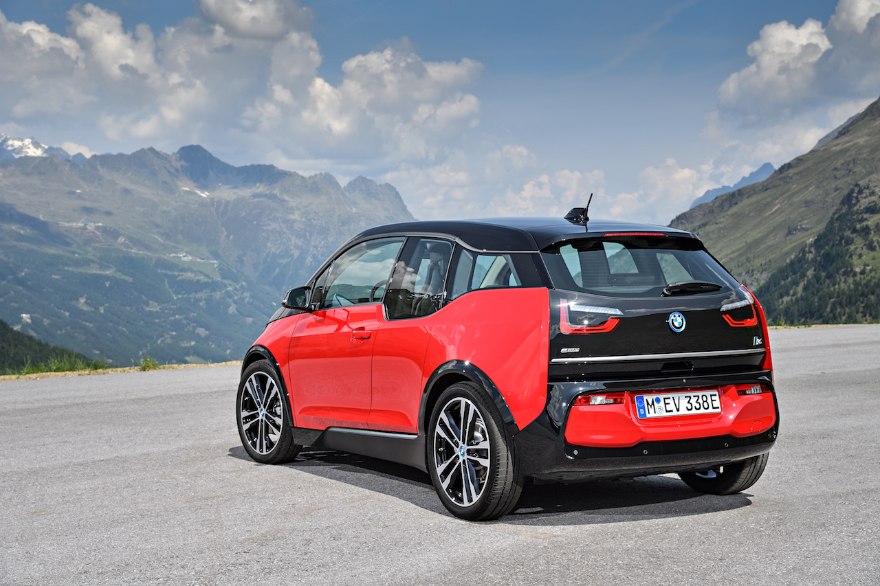 Bmw I3 S Under Evaluation For India