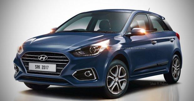 2018 Hyundai I20 Facelift To Make Auto Expo Debut Feb 2018