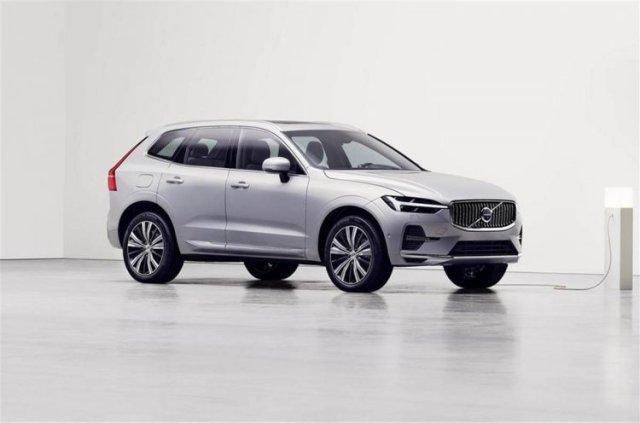 Volvo Xc60 Facelift Front Quarter