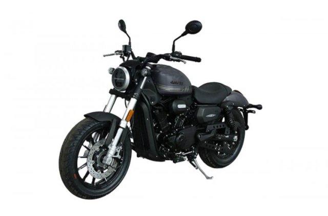 Sub 300cc Harley Davidson Design Sketch