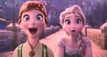 原來《冰雪奇緣》裡有這麼多的彩蛋,連長髮公主都「客串演出」過,你發現在哪了嗎? - 我們用電影寫日記